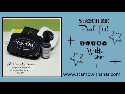 StazOn Ink Tip
