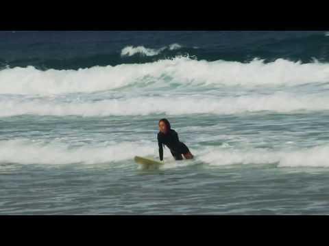 6 Foot Waves @ La Jolla Shores | San Diego