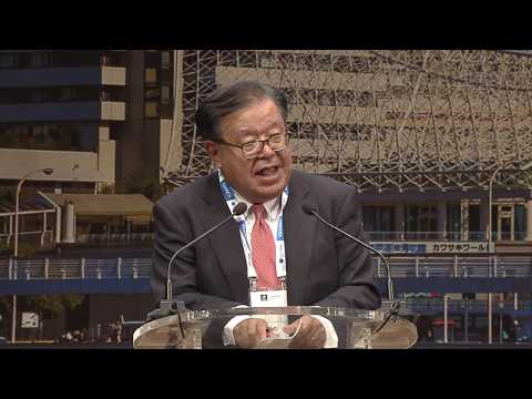 Jun Murai Welcome Ceremony Remarks from ICANN64