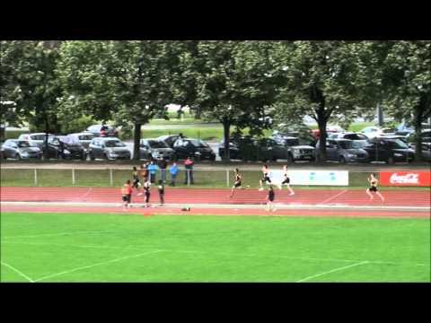 Finale 400m Hommes Championnats Genevois