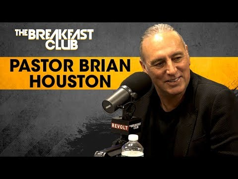 Pastor Brian Houston On Hillsong Church & Recognizing The Gift God Gave You