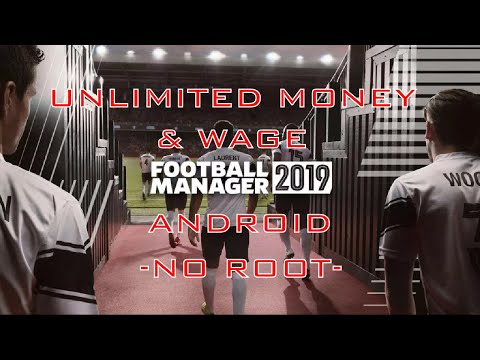 Football Manager  Mobile Cheats Unlimited Transfer / Wage Budget, max stadium, training & youth