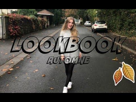 LOOKBOOK AUTOMNE 🍁