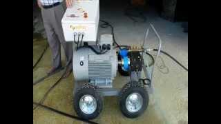 Yüksek Basınçlı Yıkama Makinası HC 500