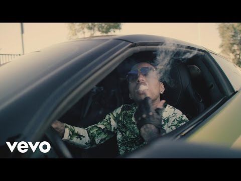 Kid Ink - Blowin' Swishers Pt. 2 ft. Starrah