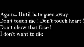 The GazettE - Agony ( Lyrics )