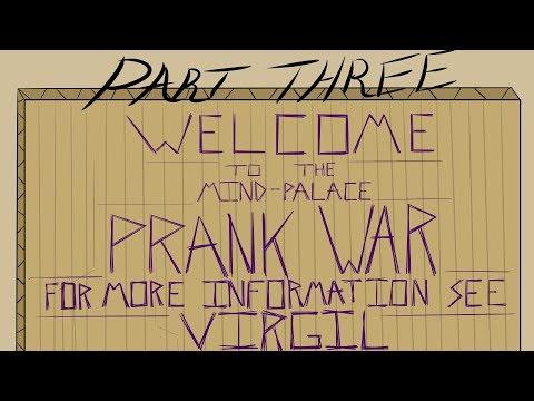 Sanders Sides Prank War - Audiodrama (Part 3) - YouTube