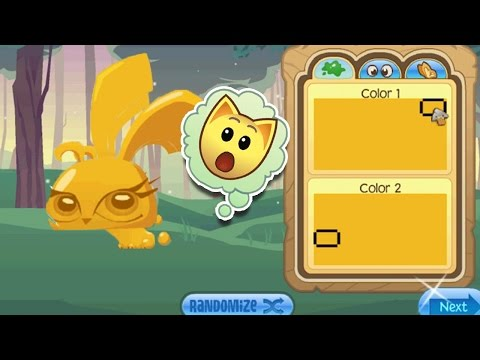 ANIMAL JAM: NEW GOLDEN PET!