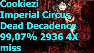 osu! Cookiezi  Imperial Circus Dead Decadence - Yomi yori Kikoyu 99,07%  2936X