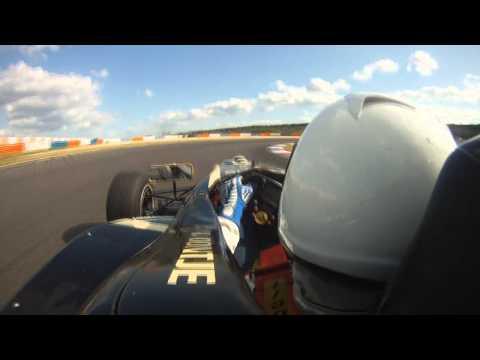ADAC Formel Masters Onboard | Lotus | Experience Day | Thanu Blum