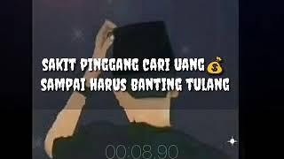 Story wa kekinian DJ Sakit Pinggang Terbaru🎵.