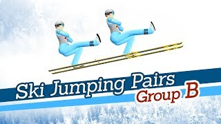 Ski Jumping Pairs: All Jumps (Group B)