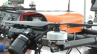 UAV(無人航空機)を使った空中測量
