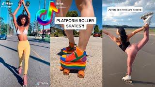 Best Roller Skating TikTok Videos Compilation 2020 #rollerskating