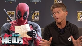 Deadpool 2: Rob Liefeld Is Taking Over The World (SDCC 2018)