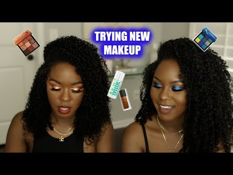 CHIT CHAT GRWU | TRYING NEW MAKEUP thumbnail