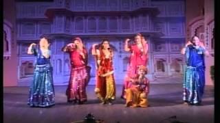 Main To Mele Mein Jaa Aayi Re - Group Dance - NRITYANJALI 2014 - Kala Ankur Ajmer