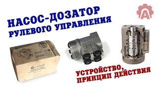 видео Запчасти рулевого управления Т-40