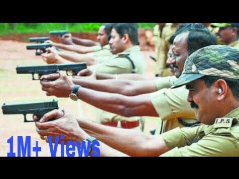 IPS training.  At national police academy part 1