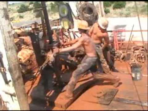 The worlds fastest roughnecks