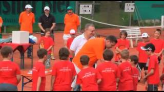 expert small tennis cup 2009