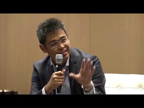 Lee Kuan Yew Global Business Competition 2017 - Fireside Chat and Competition Grand Finals