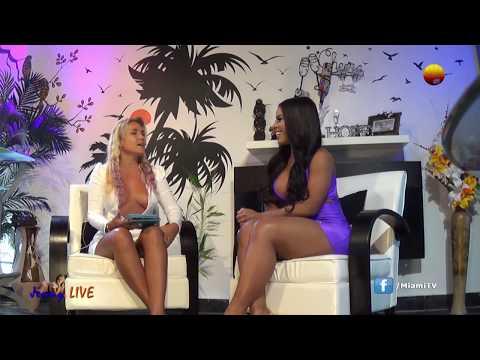 Jenny Scordamaglia & Yarishna Ayala - Interview - Nude thumbnail