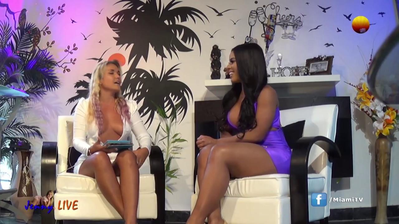 Jenny Scordamaglia Yarishna Ayala Interview Nude