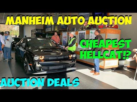 CHEAP MANHEIM AUTO AUCTION DEALER ONLY PRICES!