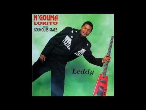 NGOUMA LOKITO & Soukous Stars - LEDDY (1991 - Zaire)
