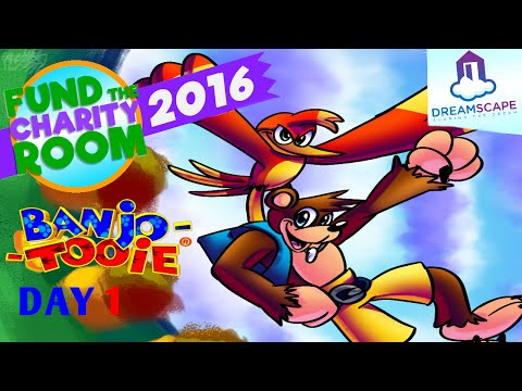 Banjo-Tooie Part 1 - Fund The Charity Room