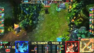 hd299 lcs semaine 2 gg vs cw league of legends replay fr