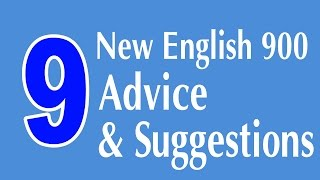 Advice and Suggestions - Learning English Speaking Course