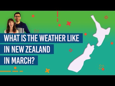 What Is The New Zealand Weather In March Like?