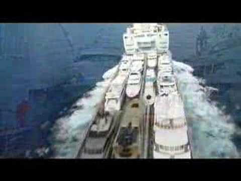 DYT Yacht Transport Yacht Express - Yacht Transportation