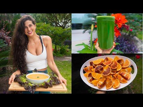 What I Eat When I'm Sick | FullyRaw Vegan