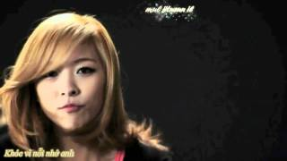 [Vietsub] Loving U (너를 사랑하고) - Super Junior 김예성 (Yesung) ft. fx Luna