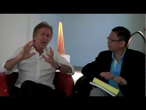 Bernar Venet with Robin Stienberg, The Stienberg Review, National Critics Choice