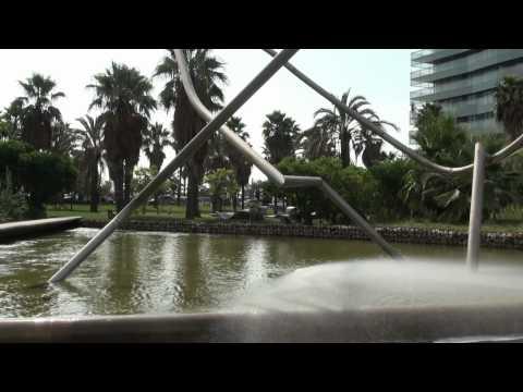 Parc de Diagonal Mar (Barcelona)