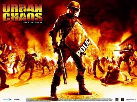 Urban Chaos Riot Response Theme Song (The Metro Riots - Modern Romance)
