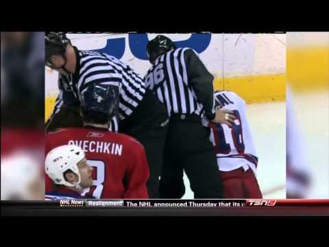 Top 10 - Lighter NHL Moments