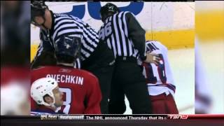 Top 10 - Lighter NHL Moments
