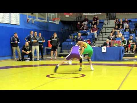 CIS Championships 2012: 54 kg Jay Naicker vs. Steven Takahashi