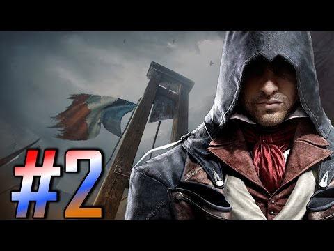 Assassin's Creed: Unity Walkthrough HD - The Estates General - Part 2 [PC Ultra High]