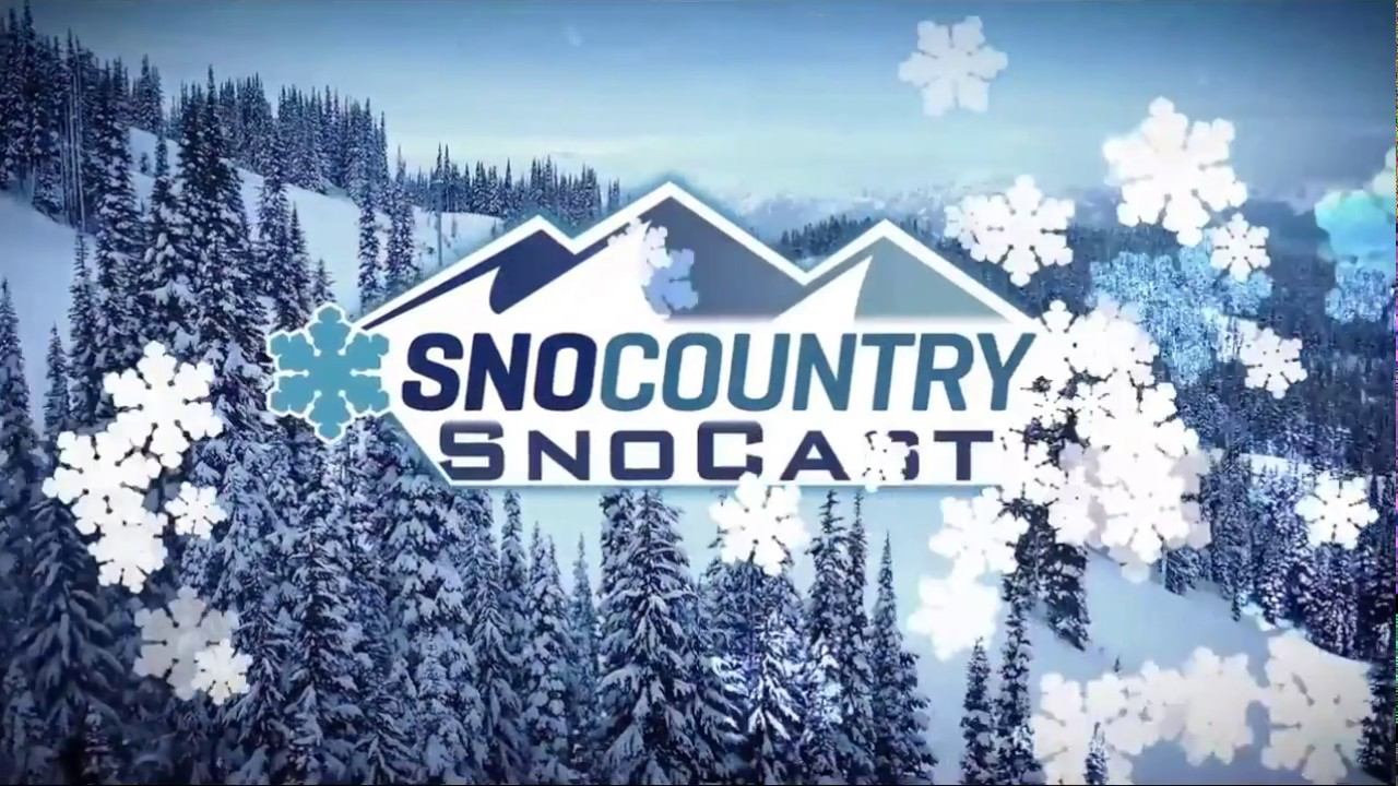 SnoCountry SnoCast for March 22, 2017