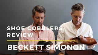 Shoe Cobblers Review Beckett Simonon | A Complete Break Down