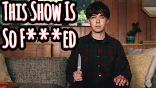 BINGE WATCHING THE END OF THE F***ING WORLD