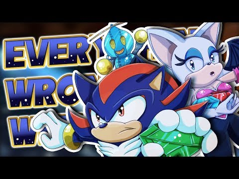 Everything Wrong With Sonic Adventure 2 in Almost 27 Minutes