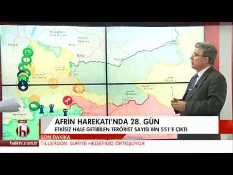 Afrin harekatında 28. Gün / Haydar Ateş