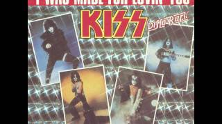 KISS - I Was Made For Lovin' You - Single Edit - 1979